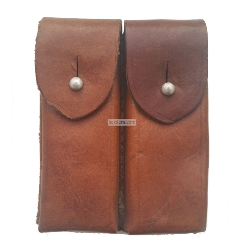 ORIGINAL Russia Makalov Holster Ammo Pouch 2 Cells