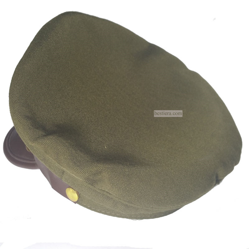 WWII WW2 US Army Air Copper Force Hat Officer