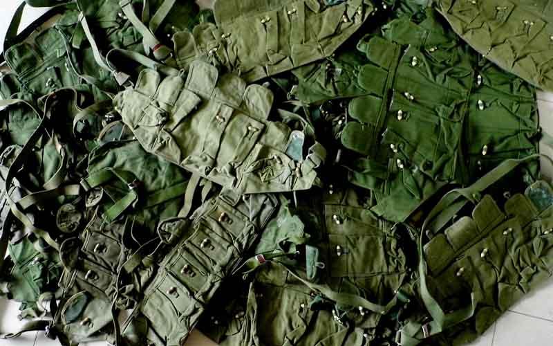 Where to buy a good ak 47 chest rig? Original Military
