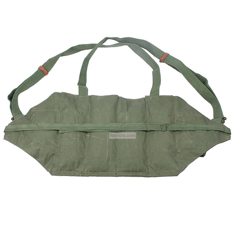 Surplus Original Chinese Type 81 Ak-47 Russia Chest Rig Ammo Pouch Green