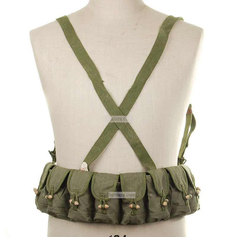 Chinese Military Surplus SKS Type 56 Semi Chest Rig 7.62